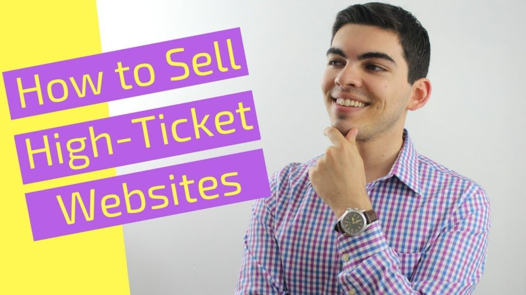How To Sell Websites