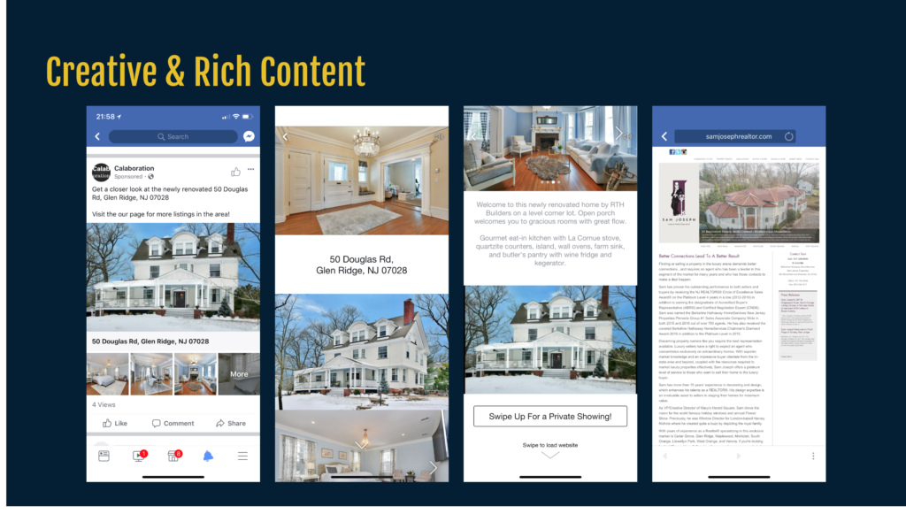Leverage Facebook Marketing for Real Estate The Right Way